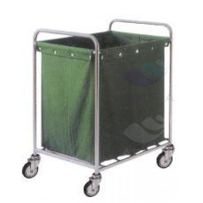 Trolley for Dirty Clothes (with a suspending bag)
