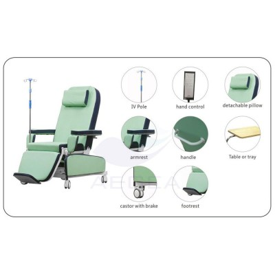 Blood Donation Chair(2 motors)