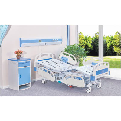 3-Function Hydraulic Bed