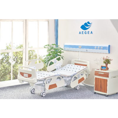 3-Function Manual and Electric Hospital Bed