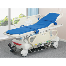 Electric transport stretcher