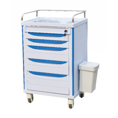 ABS Treatment Trolley