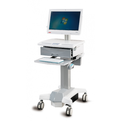 ABS Medical Workstation Trolley