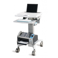 Notebook computer trolley