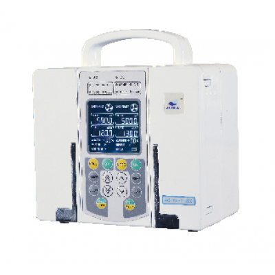 Double- Channel Infusion Pump